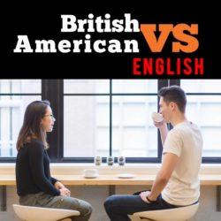 British vs American English Words - 100 Differences on Video